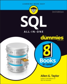 SQL All-In-One For Dummies, Paperback / softback Book