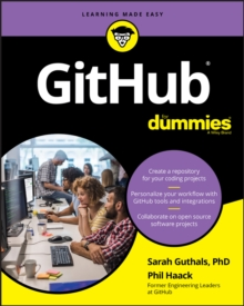 GitHub For Dummies, Paperback / softback Book