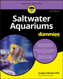 Saltwater Aquariums For Dummies, Paperback / softback Book