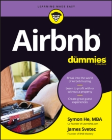 Airbnb For Dummies, Paperback / softback Book
