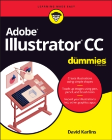Adobe Illustrator CC For Dummies, Paperback / softback Book