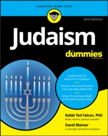 Judaism For Dummies, Paperback / softback Book