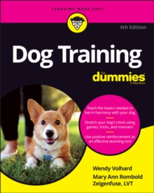 Dog Training For Dummies, Paperback / softback Book