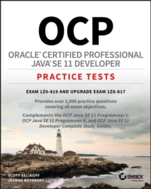 OCP Oracle Certified Professional Java SE 11 Developer Practice Tests, EPUB eBook
