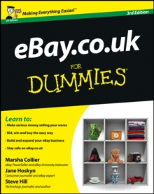 eBay.co.uk For Dummies, Paperback / softback Book