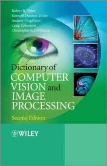 Dictionary of Computer Vision and Image Processing, Paperback / softback Book