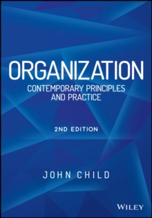 Organization : Contemporary Principles and Practice, Paperback Book