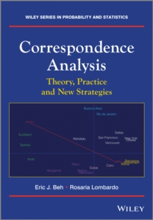 Correspondence Analysis : Theory, Practice and New Strategies, Hardback Book