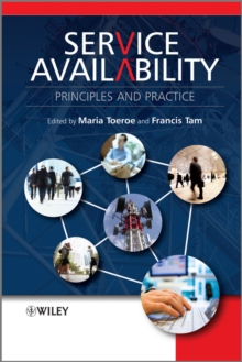 Service Availability : Principles and Practice, Hardback Book