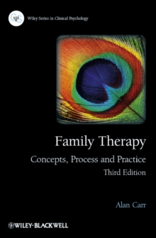 Family Therapy : Concepts, Process and Practice, Paperback / softback Book