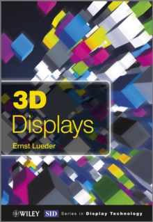 3D Displays, Hardback Book