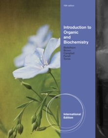 Introduction to Organic and Biochemistry, International Edition, Paperback / softback Book