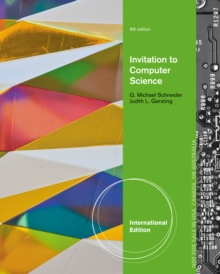 Invitation to Computer Science, International Edition, Paperback / softback Book