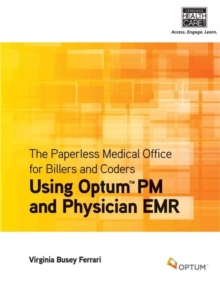 The Paperless Medical Office for Billers and Coders : Using Harris CareTracker, Paperback / softback Book
