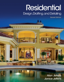 Residential Design, Drafting, and Detailing, Hardback Book