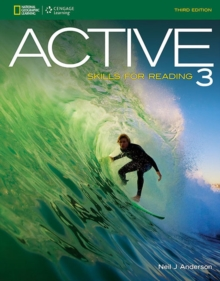 ACTIVE Skills for Reading 3, Pamphlet Book