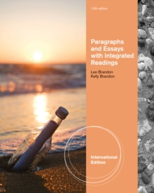 Paragraphs and Essays : With Integrated Readings, International Edition, Paperback / softback Book