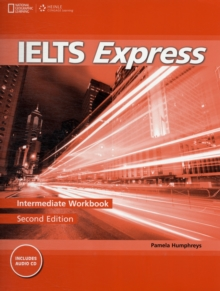 IELTS Express Intermediate Workbook + Audio CD, Mixed media product Book