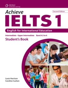 Achieve IELTS 1 : English for International Education, Paperback Book