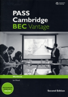 PASS Cambridge BEC Vantage: Workbook, Pamphlet Book