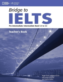 Bridge to IELTS Teacher's Book, Board book Book