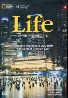 Life Upper Intermediate: Interactive Whiteboard DVD-ROM, Digital Book