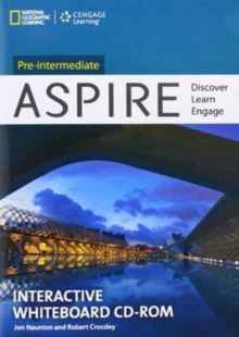 Aspire Pre-Intermediate: Interactive Whiteboard, CD-ROM Book