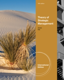 Theory of Strategic Management, International Edition, Paperback / softback Book
