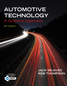 Automotive Technology : A Systems Approach, Hardback Book