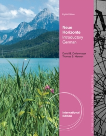 Neue Horizonte, International Edition, Paperback / softback Book