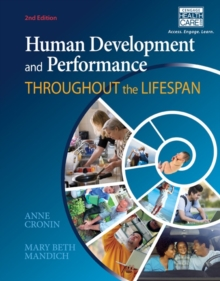 Human Development and Performance Throughout the Lifespan, Hardback Book