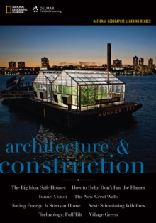 National Geographic Reader: Architecture & Construction (with VPG eBook Printed Access Card), Mixed media product Book