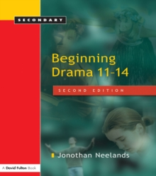 Beginning Drama 11-14, PDF eBook