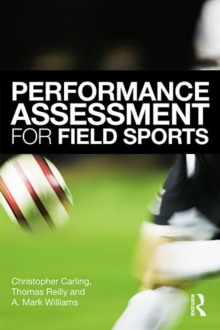 Performance Assessment for Field Sports, EPUB eBook