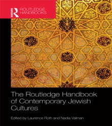 The Routledge Handbook of Contemporary Jewish Cultures, EPUB eBook