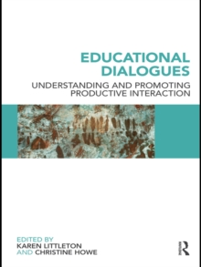 Educational Dialogues : Understanding and Promoting Productive interaction, PDF eBook