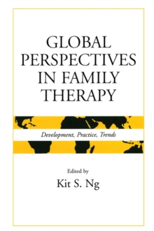 Global Perspectives in Family Therapy : Development, Practice, Trends, EPUB eBook