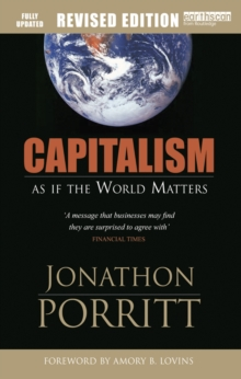 Capitalism as if the World Matters, PDF eBook