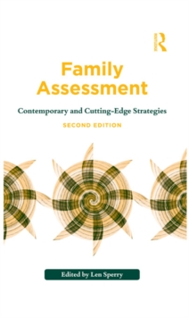 Family Assessment : Contemporary and Cutting-Edge Strategies, EPUB eBook