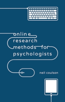 Online Research Methods for Psychologists, Paperback / softback Book