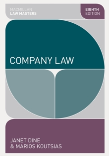 Company Law, EPUB eBook