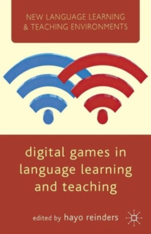 Digital Games in Language Learning and Teaching, Paperback / softback Book