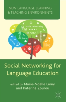 Social Networking for Language Education, Paperback / softback Book
