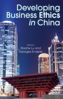Developing Business Ethics in China, Paperback / softback Book