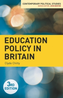 Education Policy in Britain, Paperback Book