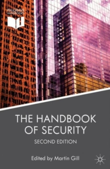 The Handbook of Security, Hardback Book