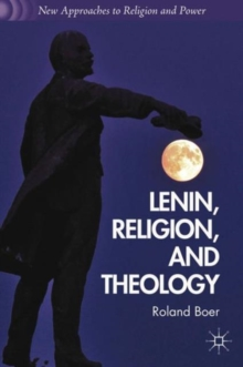 Lenin, Religion, and Theology, Paperback / softback Book
