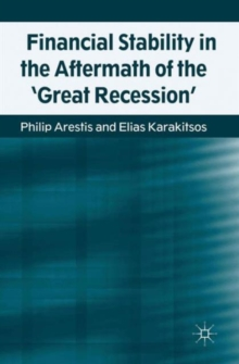 Financial Stability in the Aftermath of the 'Great Recession', Hardback Book