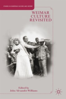 Weimar Culture Revisited, Paperback / softback Book