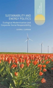 Sustainability and Energy Politics : Ecological Modernisation and Corporate Social Responsibility, Hardback Book